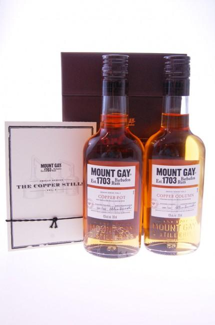 Mount Gay 1703 The Copper Stills Vol. 2  Small Batch Rum