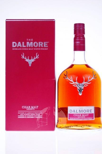 Dalmore Cigar Single Malt Whisky Liter