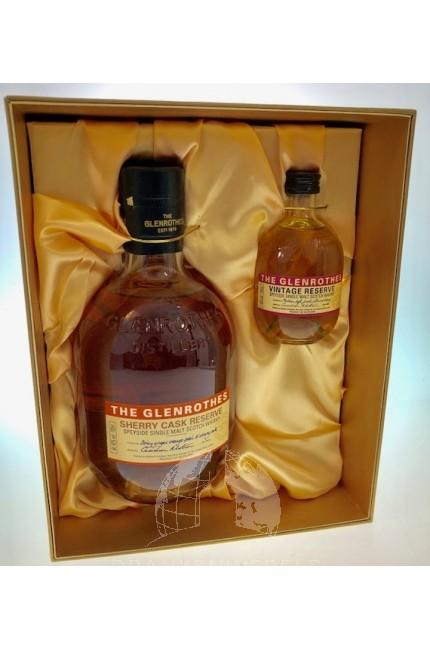 The Glenrothes Sherry Cask Reserve Giftset Single Malt Whisky