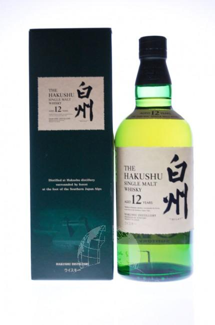 Hakushu Single Malt Whisky 12 Y