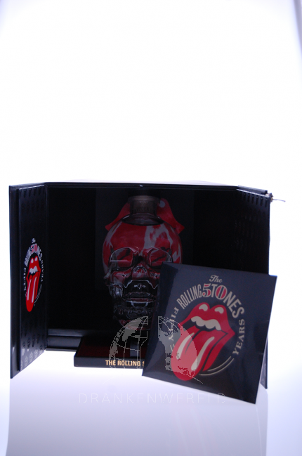 Crystal Head Wodka Rolling Stones Limited Edition