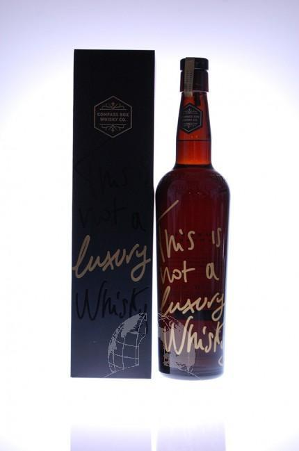 This Is NOT A Luxury Whisky Single Malt Whisky