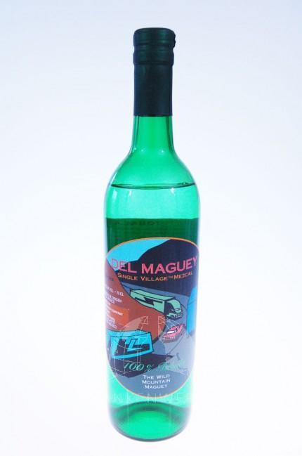 Del Maguey Mezcal 100% Tobala