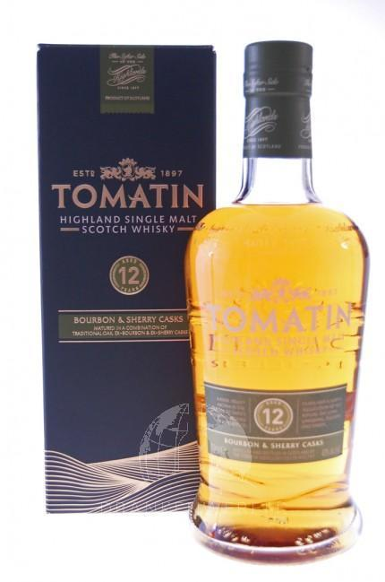 Tomatin 12 Years Single Malt Whisky
