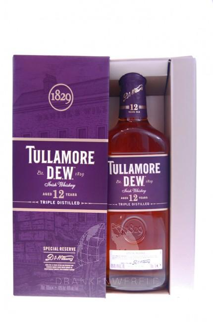 Tullamore DEW 12 Years Special Reserve Irish Whisky