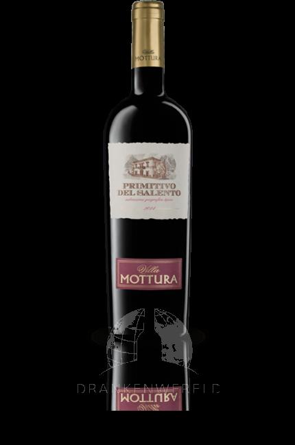 Villa Mottura 2016 Rode Wijn