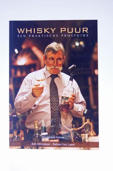 Whisky Puur Boek