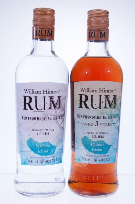 William Hinton Rum DUO Madeira Island