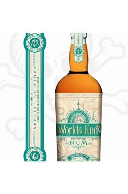 World's End Rum Tiki Spiced
