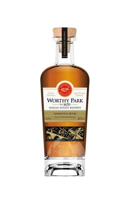 Worthy Park Single Estate Reserve Rum