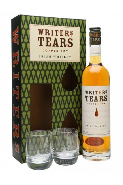 Writer's Tears Copper Pot Single Malt Whiskey Giftset