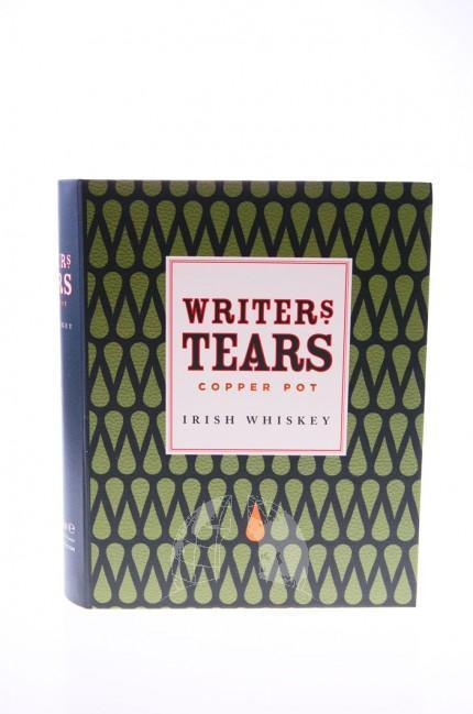 Writer's Tears Copper Book Giftset Single Malt Whisky