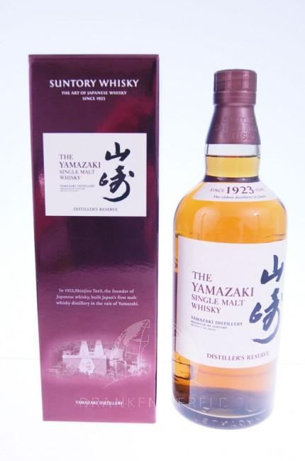 Yamazaki Distillers Reserve Single Malt Whisky