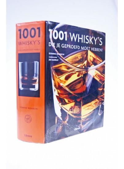 1001 Whisky's Boek