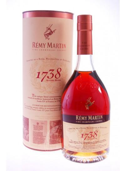 Rémy Martin Accord Royal 1738 Cognac