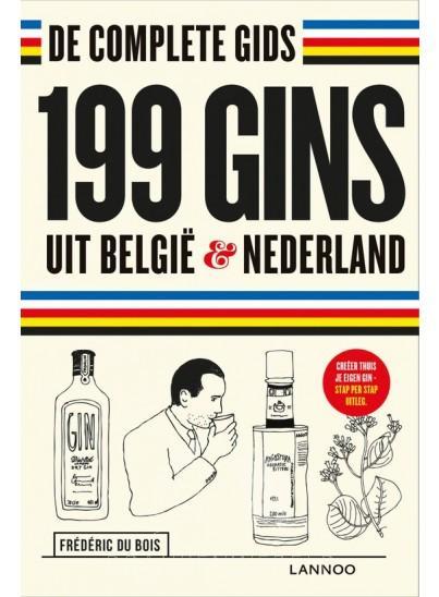 199 Gins uit België en Nederland Boek