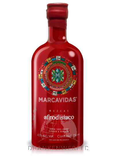 Marcavidas Afrodisiaco Mezcal