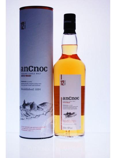 AnCnoc 12 Y Single Malt Whisky