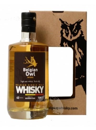 Belgian Owl Intense Single Malt Whisky