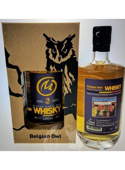 Belgian Owl Whisky By Jove Editie 4