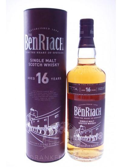 Benriach 16 Years Single Malt Whisky