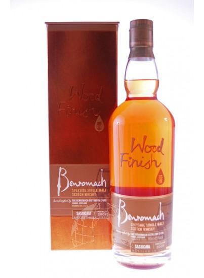 Benromach Sassicaia 2009 Single Malt Whisky