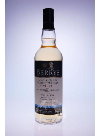 North British 2000 Single Malt Whisky