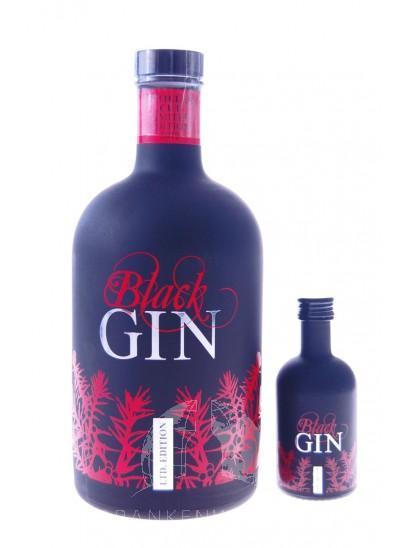 Black Gin Distillers Cut 2012 Mini