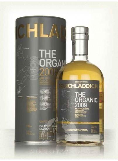 Bruichladdich Organic 2009 Single Malt Whisky