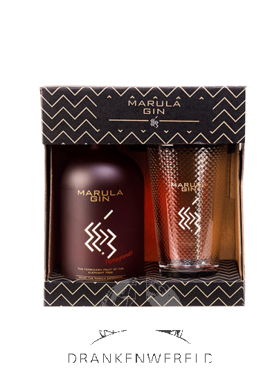 Marula Pomegranate Gift Set Gin