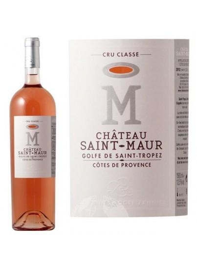 Château Saint Maur Rosé Côtes de Provence 2017