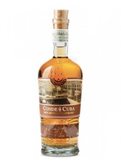 Conde de Cuba Rum 7 Anos