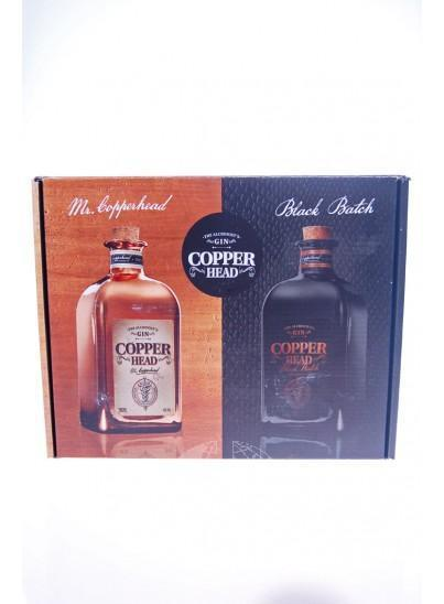 Copperhead Gin Duo Giftpack