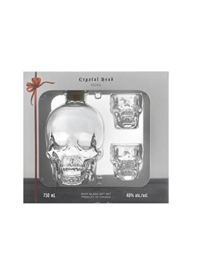 Crystal Head Vodka Gift Set