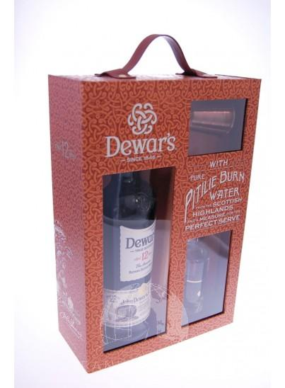Dewar's 12 Year Old Blend Whisky GiftBox