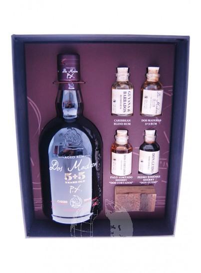 Dos Maderas Pedro Ximenez Rum Tasting Expierience