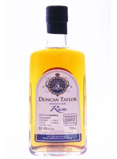 Darsa Distillery Guatemala Rum Single Cask