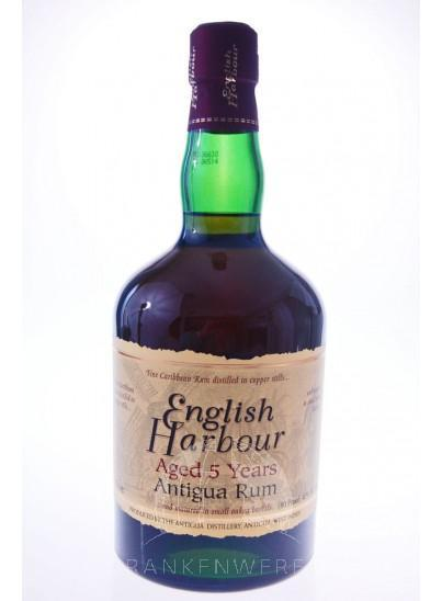 English Harbour Rum 5 Years