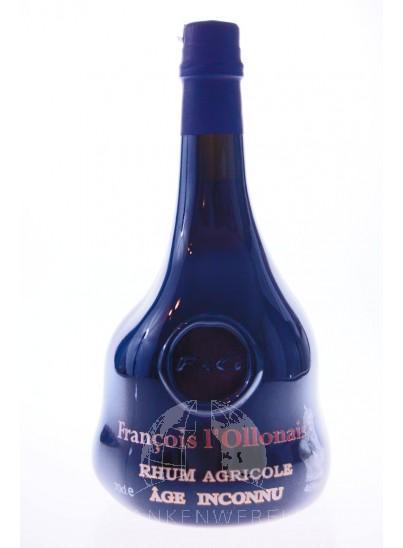 Francois L'Ollonais Agricole Rum Age Inconnu