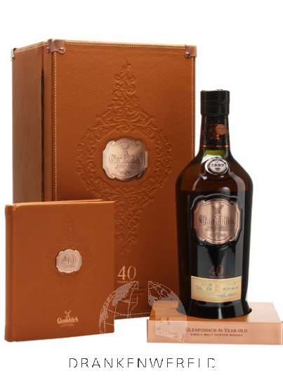 Glenfiddich 40 Year Single Malt Whisky