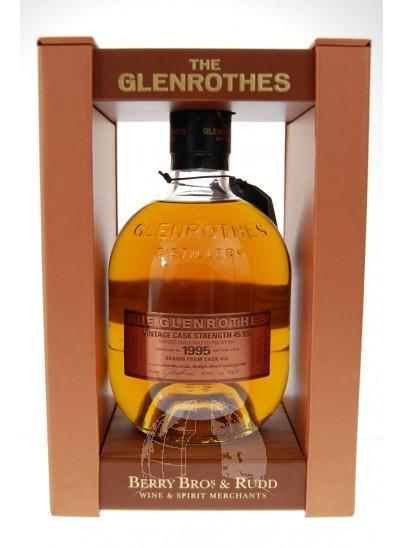 Glenrothes 1995 Vintage Cask Stength Single Malt Whisky