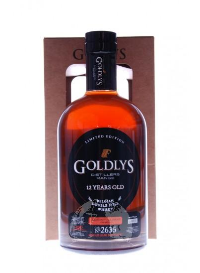 Goldlys Distillers Range Amonitllado Finish 12 Y Single malt Whisky