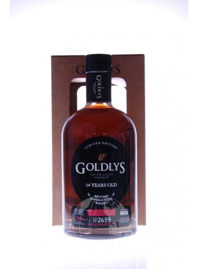 Goldlys Distillers Range Manzanilla Finish 14 Y Single Malt Whisky