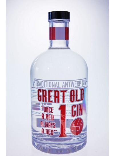 Antwerp Gin White