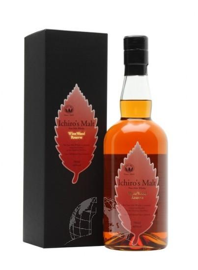 Ichiro's Malt Red Wine Reserve Whisky