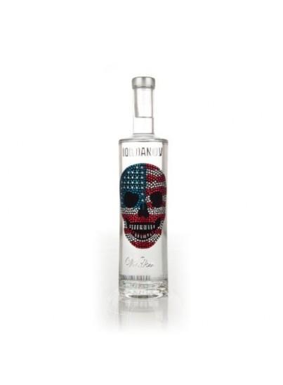 Iordanov Vodka US Bottle