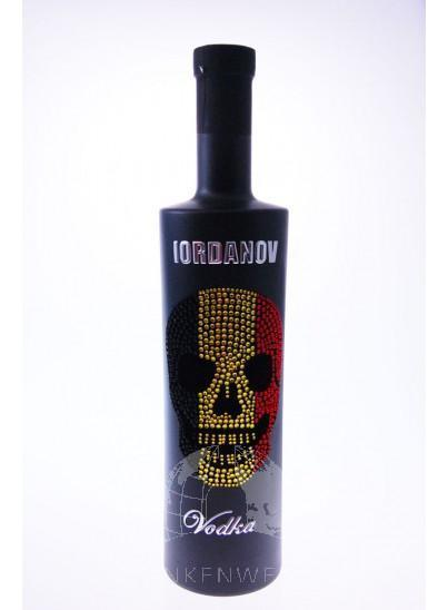 Iordanov Wodka Black Belgium Edition