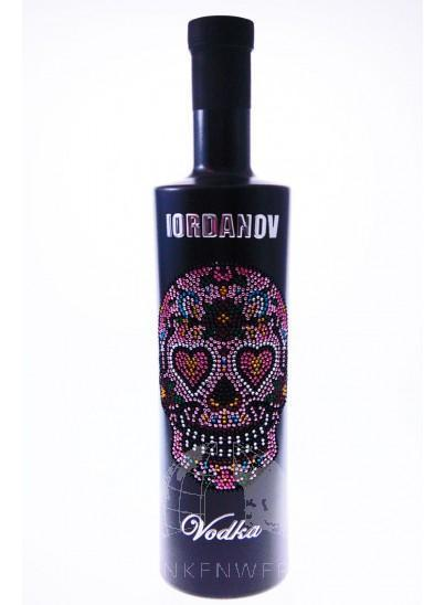 Iordanov Vodka Black Love