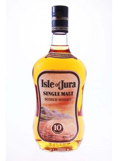 Isle of Jura 10 Y Single Malt Whisky 1L