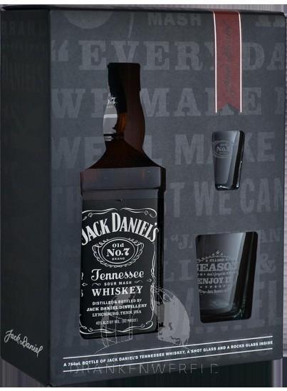 Jack Daniels Whiskey Giftpack